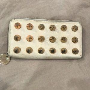 Deux Lux Stud Wallet